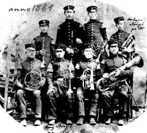Bürgel-Band 1869